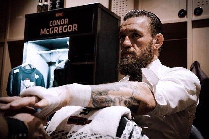 Президент UFC рассказал охроническом заболевании Конора Макгрегора