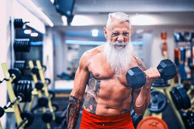 Почему пожилые люди быстро теряют мышечную массу иможно ли этого избежать