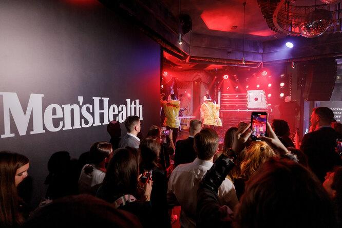 Заоблачная вечеринка Men's Health: как прошел праздник вчесть возвращения бренда