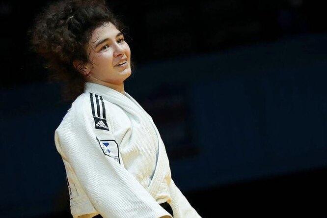 Российская дзюдоистка завоевала бронзовую медаль наОлимпийских играх вТокио