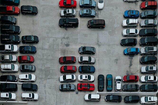 В каких районах Москвы чаще всего угоняют автомобили?