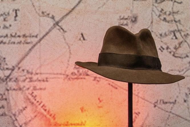 Шляпу Индианы Джонса выставят нааукцион