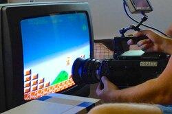 Как насамом деле работает экран телевизора: съемка вslow-mo