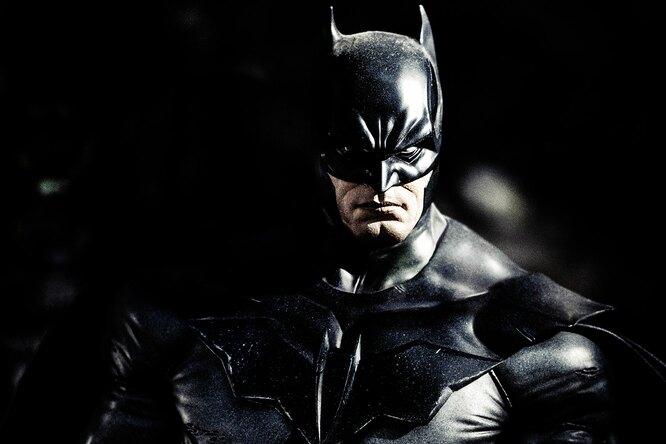 На страницах комикса проБэтмена супергерой отправится вРоссию