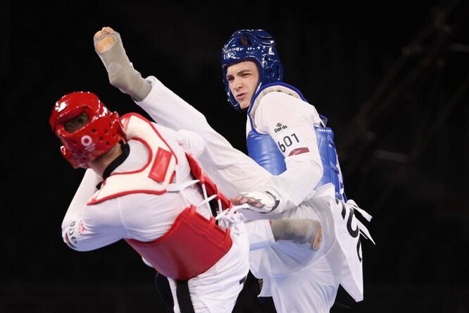 Олимпийскому чемпиону Максиму Храмцову диагностировали внутрисуставной перелом