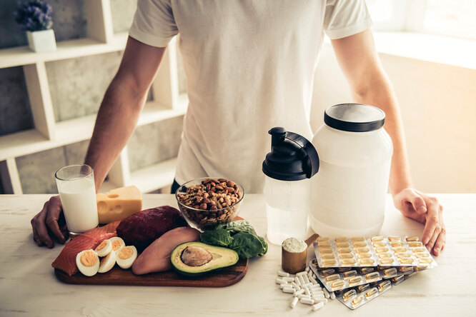 Обязательно ли принимать протеин, чтобы нарастить мышечную массу