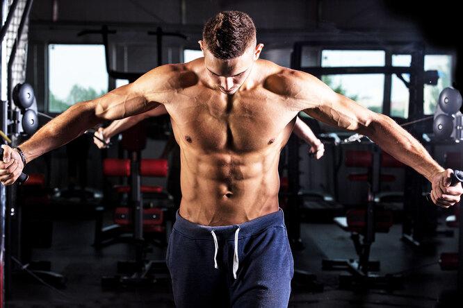 Как набрать отличную форму: 20 принципов сильного человека