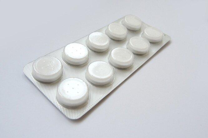 Парацетамол невсегда безопасен: мнение ученых