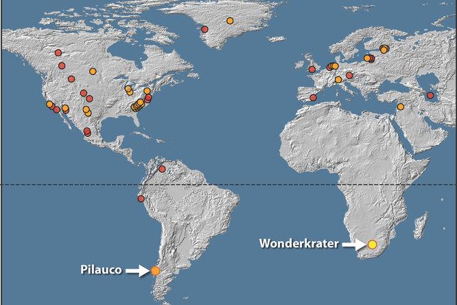 Какой была крупнейшая катастрофа вистории нашей планеты?