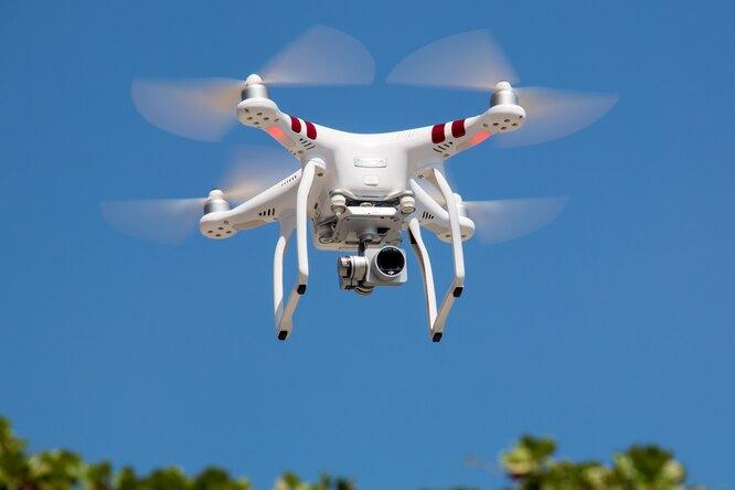 Ученые начали обучать дронов находить человека поего крикам