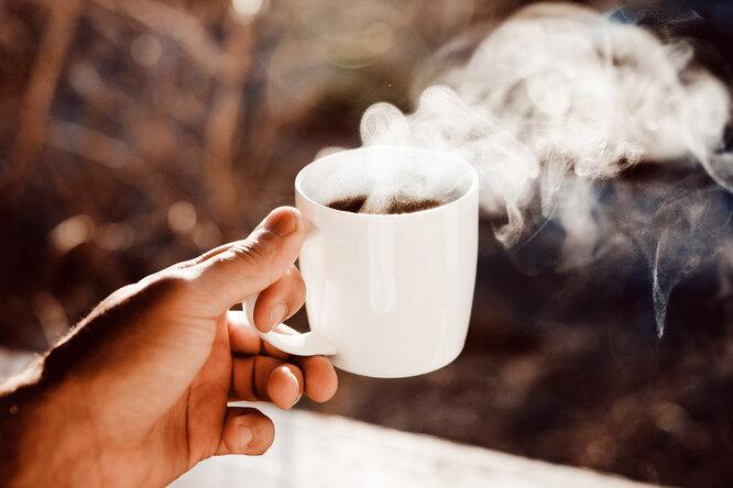 8 причин всегда начинать твой день счашки черного кофе