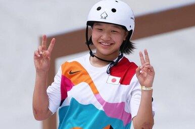 Помолодевший пьедестал: самые юные спортсмены Олимпиады вТокио