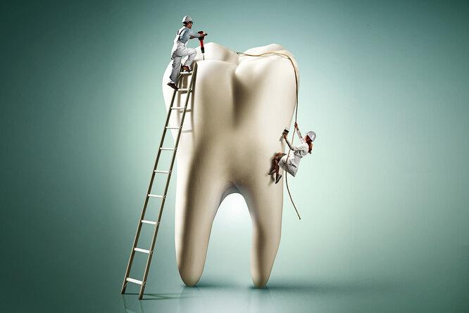 Стоматологи научились восстанавливать зубную эмаль безпломб