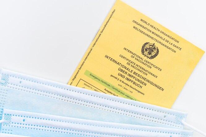 Евросоюз готовится признать цифровые сертификаты овакцинации вРоссии