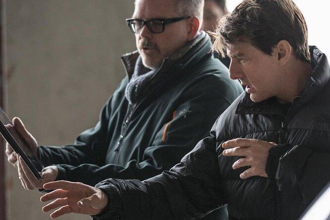 Тома Круза ограбили во время съемок фильма «Миссия невыполнима 7»