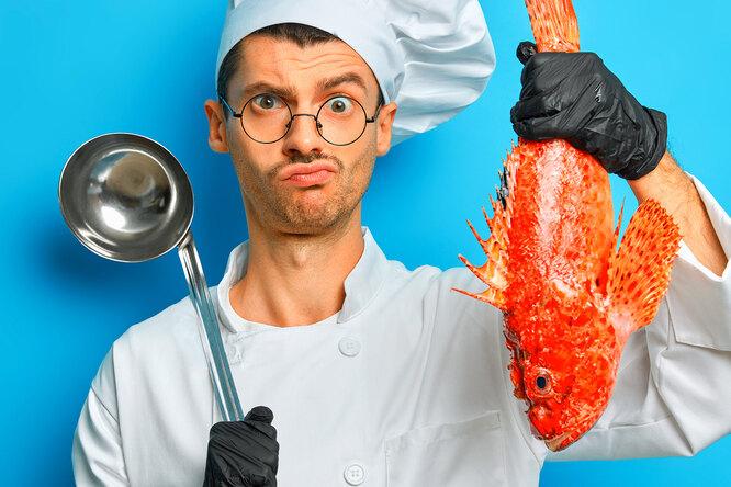 Как правильно чистить иразделывать свежую рыбу: руководство