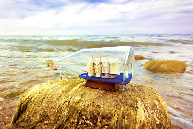 Как корабли попадают вбутылку: хитрости моделистов