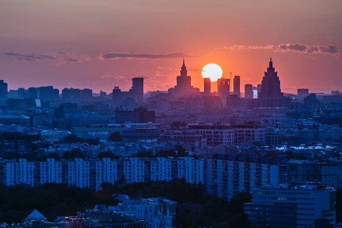 Москву накроет «парниковый котел» — жителей столицы предупредили оновой аномалии