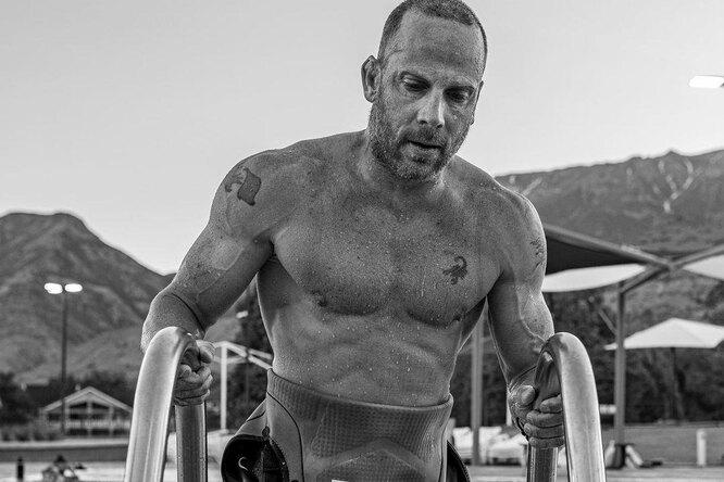 Новый мировой рекорд: «железный ковбой» преодолел 100 дистанций Ironman за100 дней