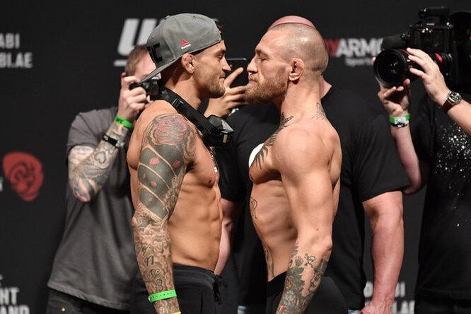 Действующий чемпион UFC дал прогнозы набой Макгрегора иПорье
