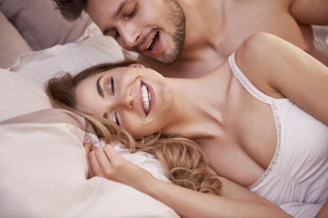 5 слагаемых длялучшего секса ввашей жизни
