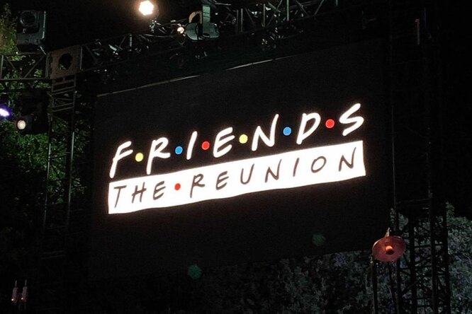 «Друзья» возвращаются: HBO показал тизер специального эпизода иназвал имена гостей сериала