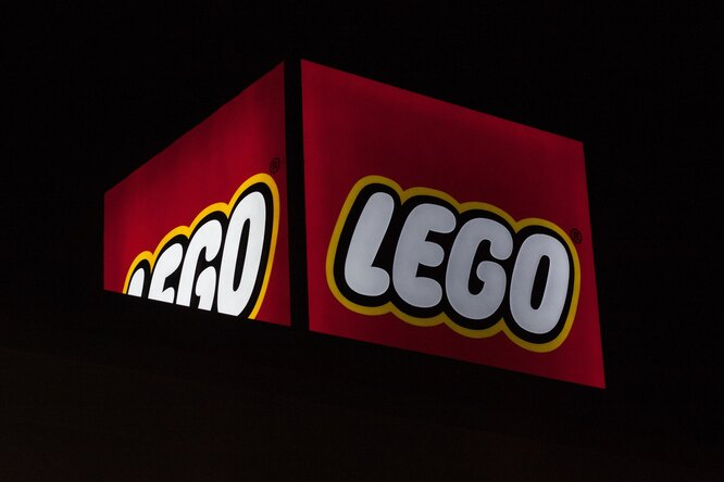 Lego представили конструктор дроида из«Звездных войн»