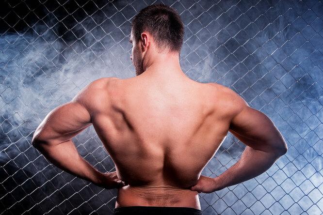 Как накачать большую спину: 5 советов новичкам