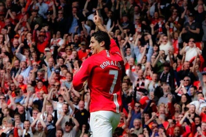 Роналду посвятил свое возвращение в«Манчестер Юнайтед» самому титулованному тренеру британского футбола