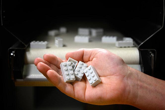 LEGO начала создавать конструкторы изпереработанных бутылок