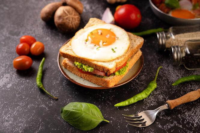 Как приготовить полезный бутерброд?