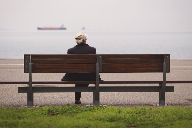 111-летний мужчина рассказал освоем секрете долголетия