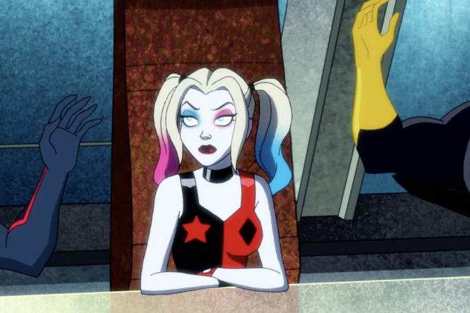 Сцену орального секса вмультсериале «Харли Квинн» запретили показывать потребованию студии DC