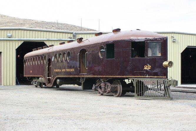 Необычный поезд 1900-х годов: как устроен вагон Маккина