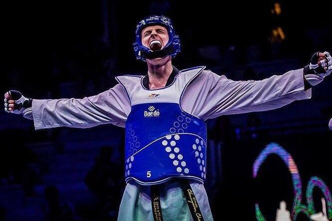 Российский тхэквондист забрал золото вфинальном турнире Олимпиады-2020