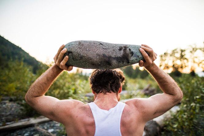 Камень, дерево, вода: уникальная тренировка насвежем воздухе