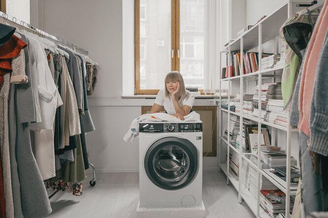 Как экологично обновить весенний гардероб: Вика Газинская ибренд Electrolux рассказали, как стилизовать старые вещи