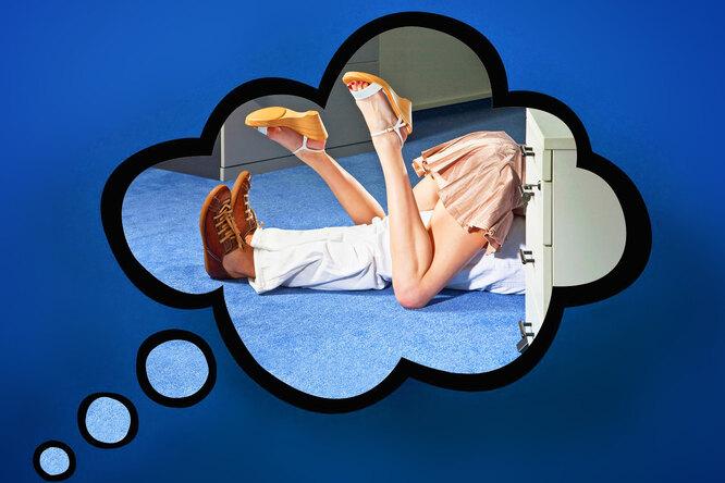 5 самых распространенных видов эротических снов иих значение