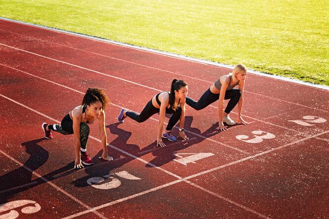 Как тестостерон помогает женщинам побеждать вспорте?