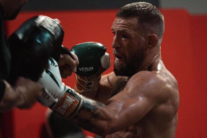 Макгрегор опустился врейтинге UFC после поражения отПорье