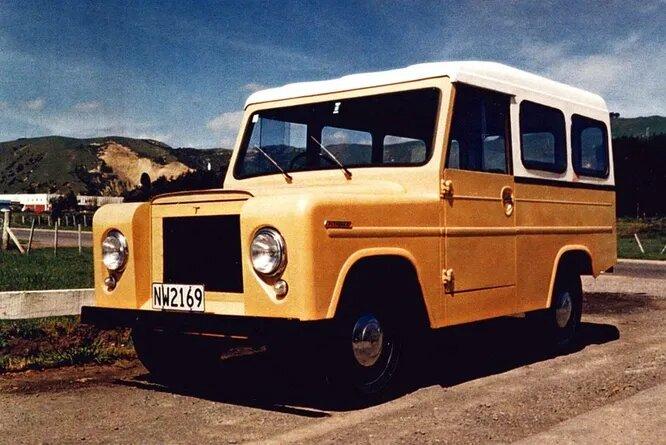 <br />Trekka &ndash; небольшая фирма, с 1966 по 1973 год производившая лёгкие утилитарные автомобили на базе Skoda Octavia. Trekka считается единственным за всю историю новозеландским серийным автомобилем &ndash; прочие марки исключительно мелкосерийные, ручной сборки.<br />&nbsp;