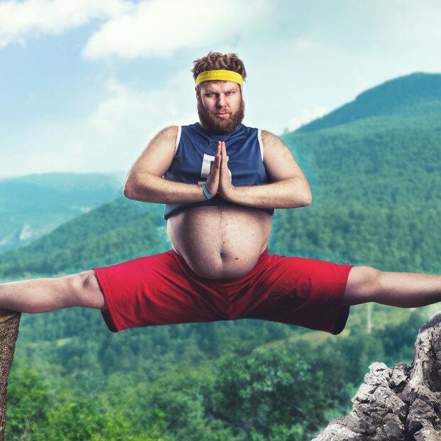 5 видов активности, которые почти несжигают лишний жир