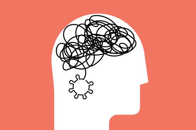COVID-19 вызывает странные аномалии мозга: опубликованы результаты исследований