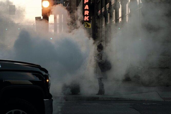 Загрязненный воздух повышает риск развития деменции