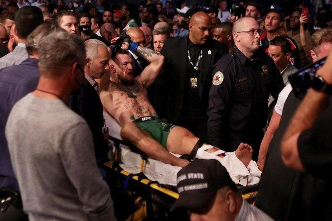 Макгрегор перенес операцию после поединка сПорье