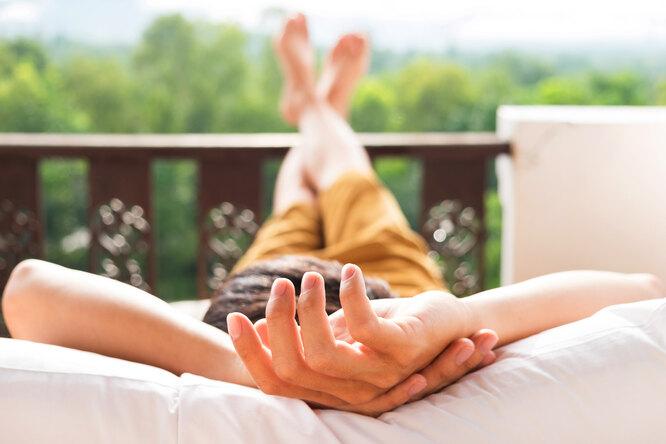 4 правила летнего ухода заногами