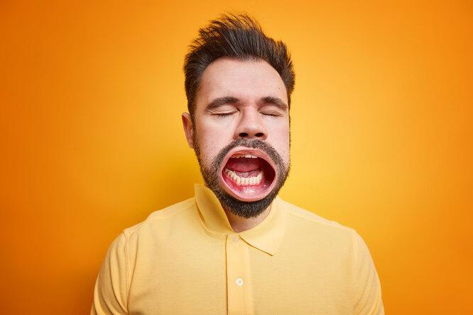 Может ли зевота быть опасна дляздоровья?