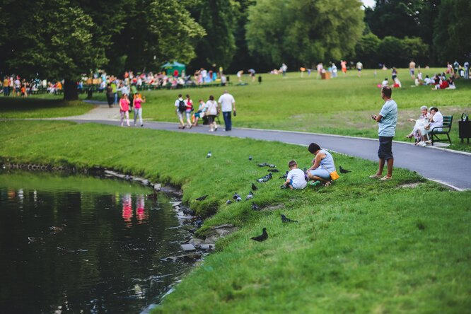 В московских парках будут обследовать наосложнения после COVID-19