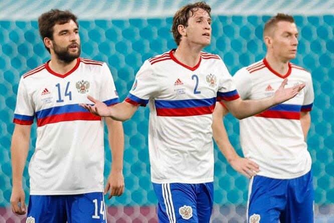 Два российских игрока вошли втоп-100 лучших футболистов группового этапа Евро-2020
