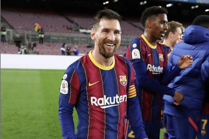 Месси решил снизить свою зарплату, чтобы помочь «Барселоне» приобрести другого футболиста